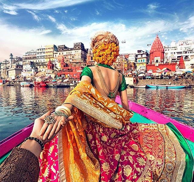 follow me india